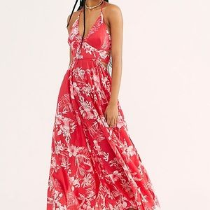 Free People Lille Sexy Beach Festival Dress NWT Sm